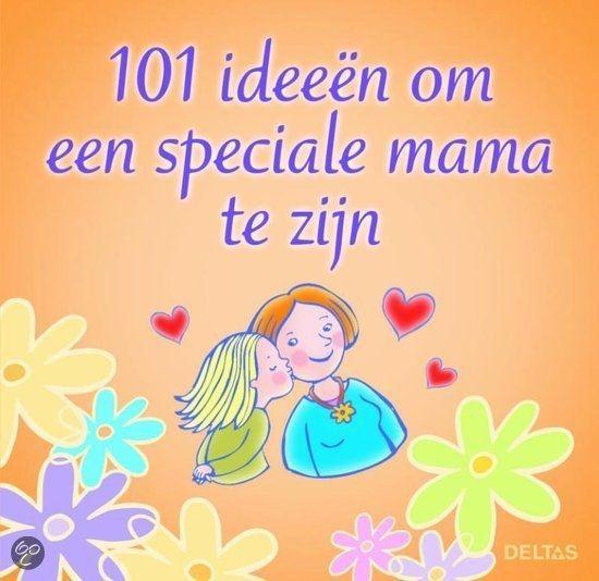 Boek;101 Ideeen... Speciale mama
