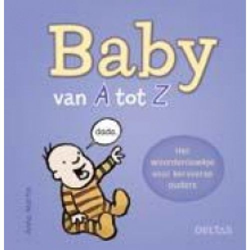 Boek;Baby van A tot Z