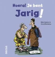 Boek;Hoera! Je bent Jarig!