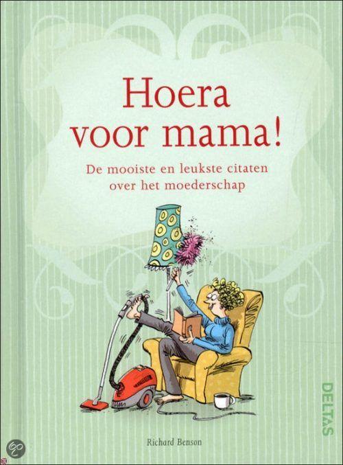 Boek;Hoera voor Mama!