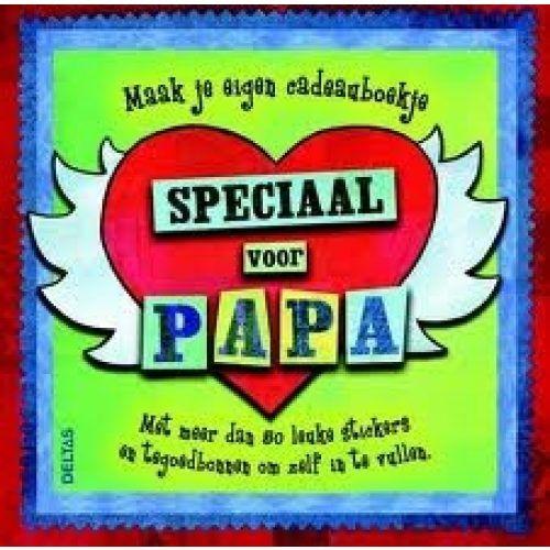 Boek;Maak je eigen cadeauboekje...Papa