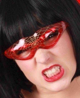 Bril Spiderman met Licht