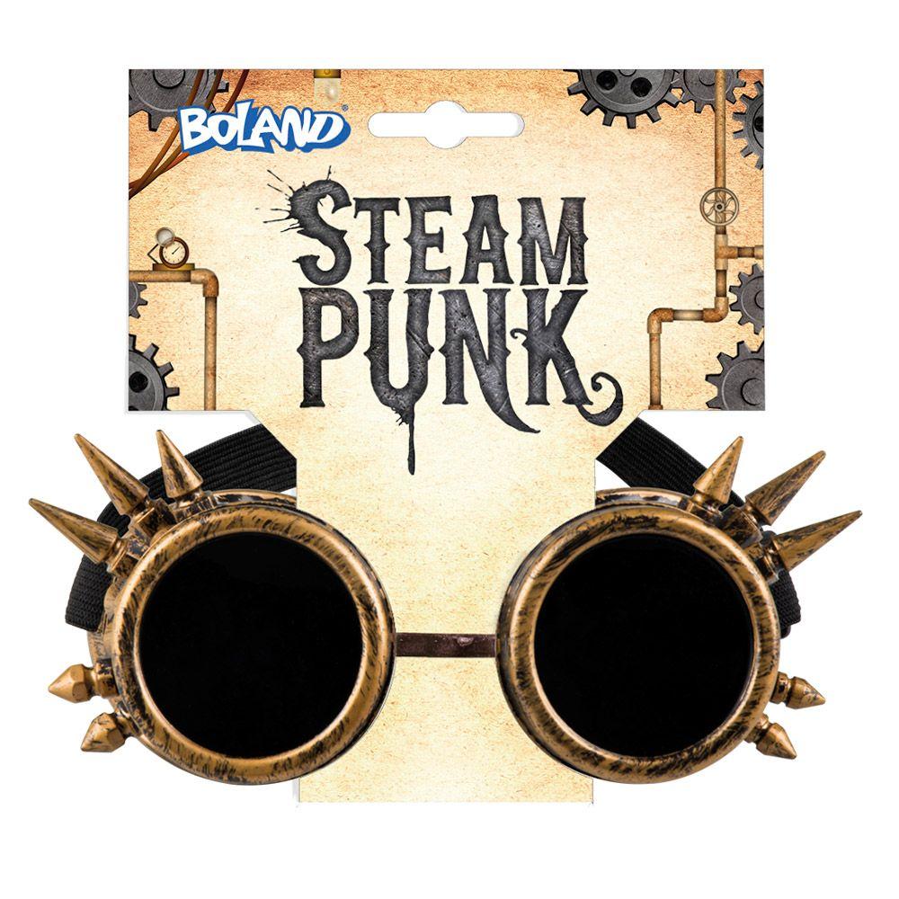 Bril Steampunk Koper