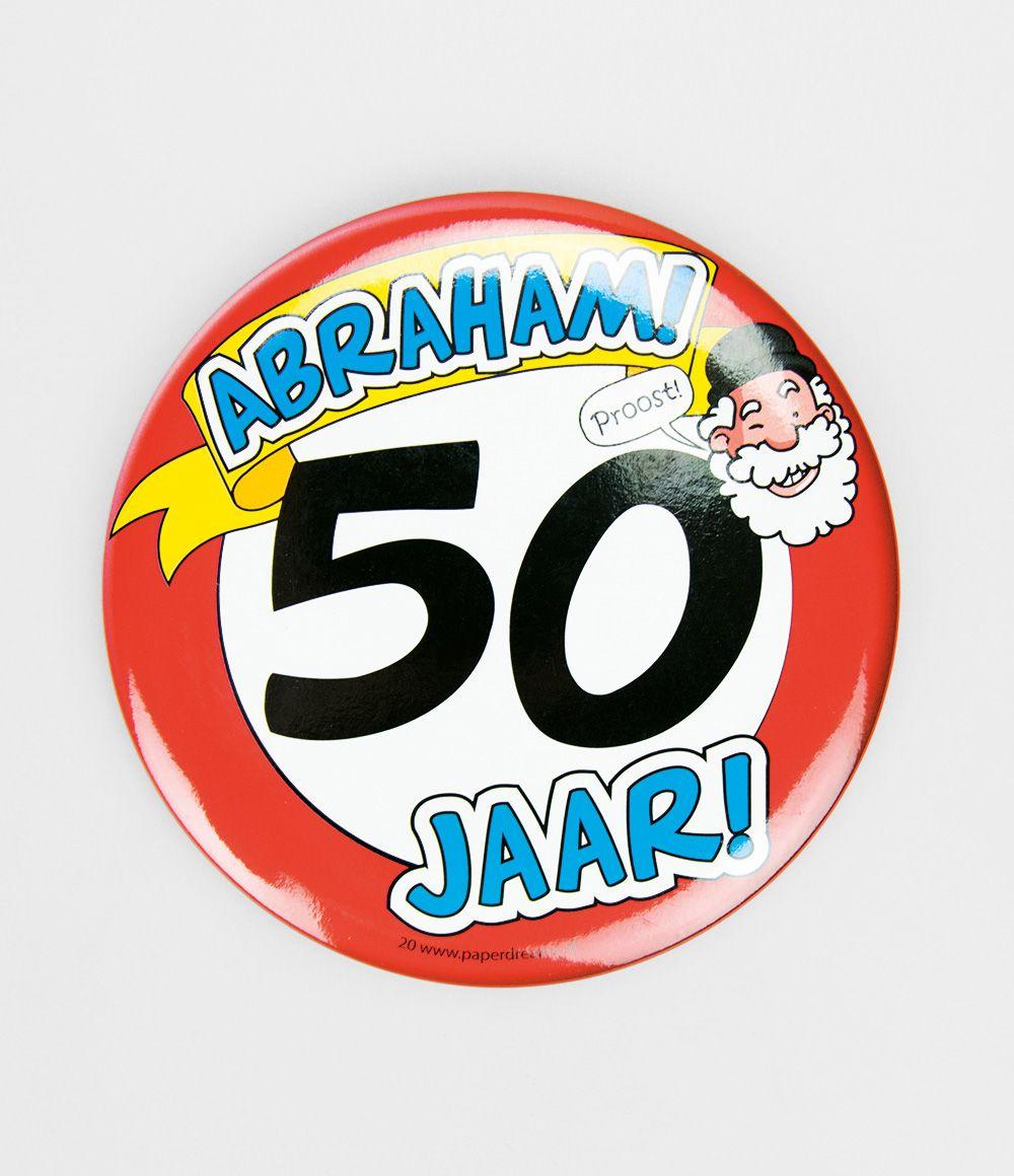 Button XL Abraham