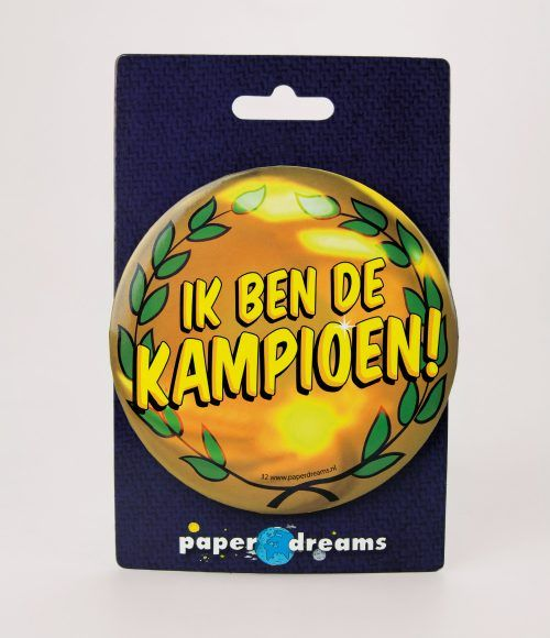 Button XL Kampioen