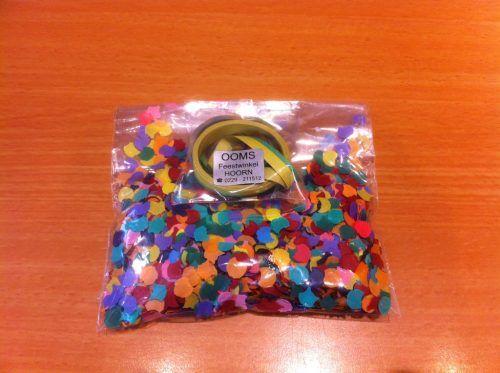 Confetti/Serpentine Pakket