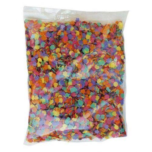 Confetti Felle Kleuren 200gram