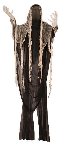 Deco Faceless Reaper, Licht en Geluid