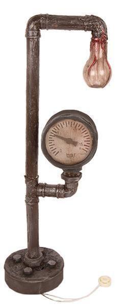 Deco Meter en Lamp, Licht+Geluid 35cm