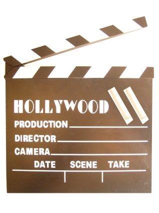 Filmregiseur Bord