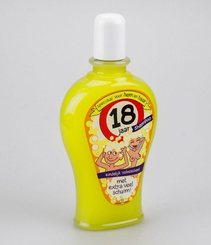 Fun Shampoo 18 jaar