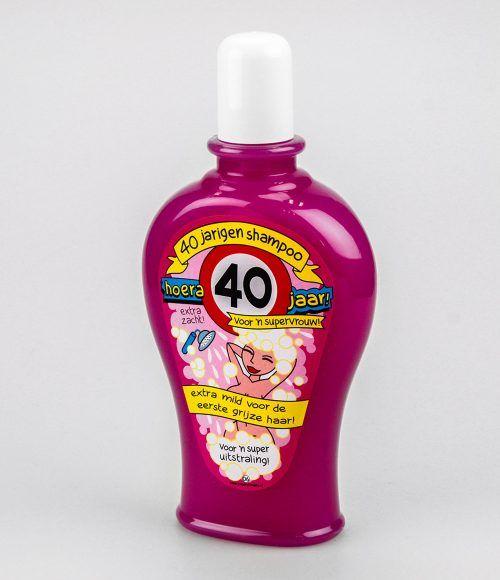 Fun Shampoo 40 jaar vrouw