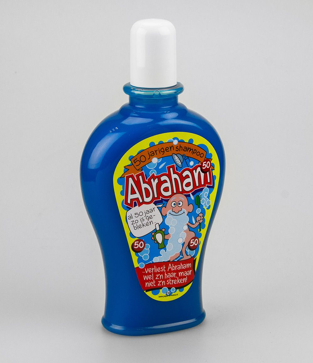 Fun Shampoo Abraham