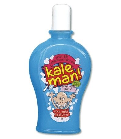 Fun Shampoo Kale Man