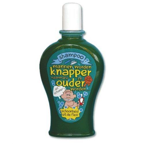 Fun Shampoo Mannen worden knapper