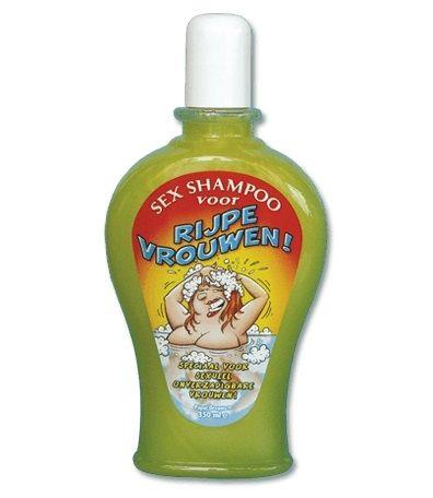 Fun Shampoo Rijpe Vrouwen