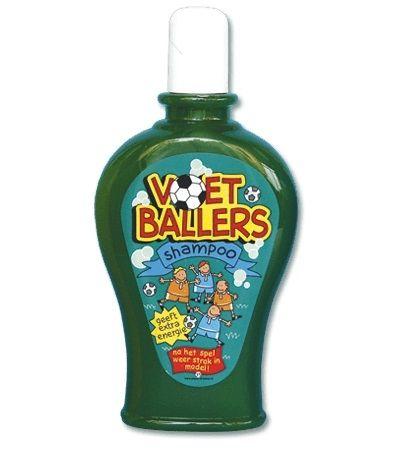 Fun Shampoo Voetballer