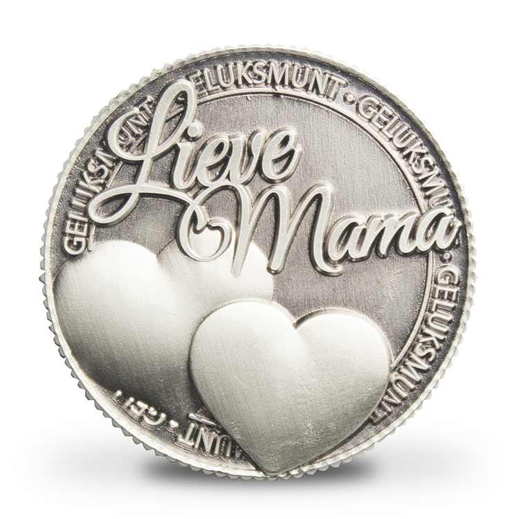 Geluksmunt Lieve Mama