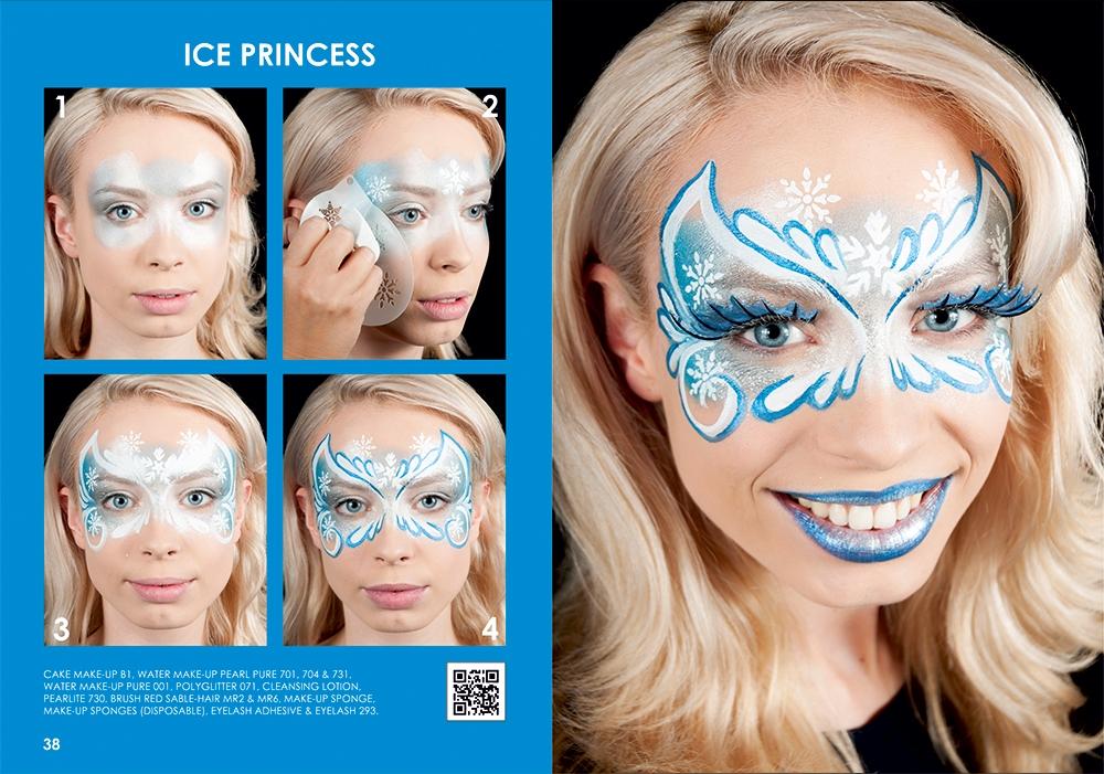 Grimas Boek Face Painting