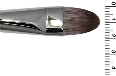 Grimas Imitatie Mongoose Brush Ovaal 18