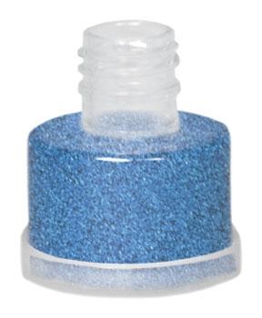 Grimas Poly Glitter Pas.Blauw-032 25ml