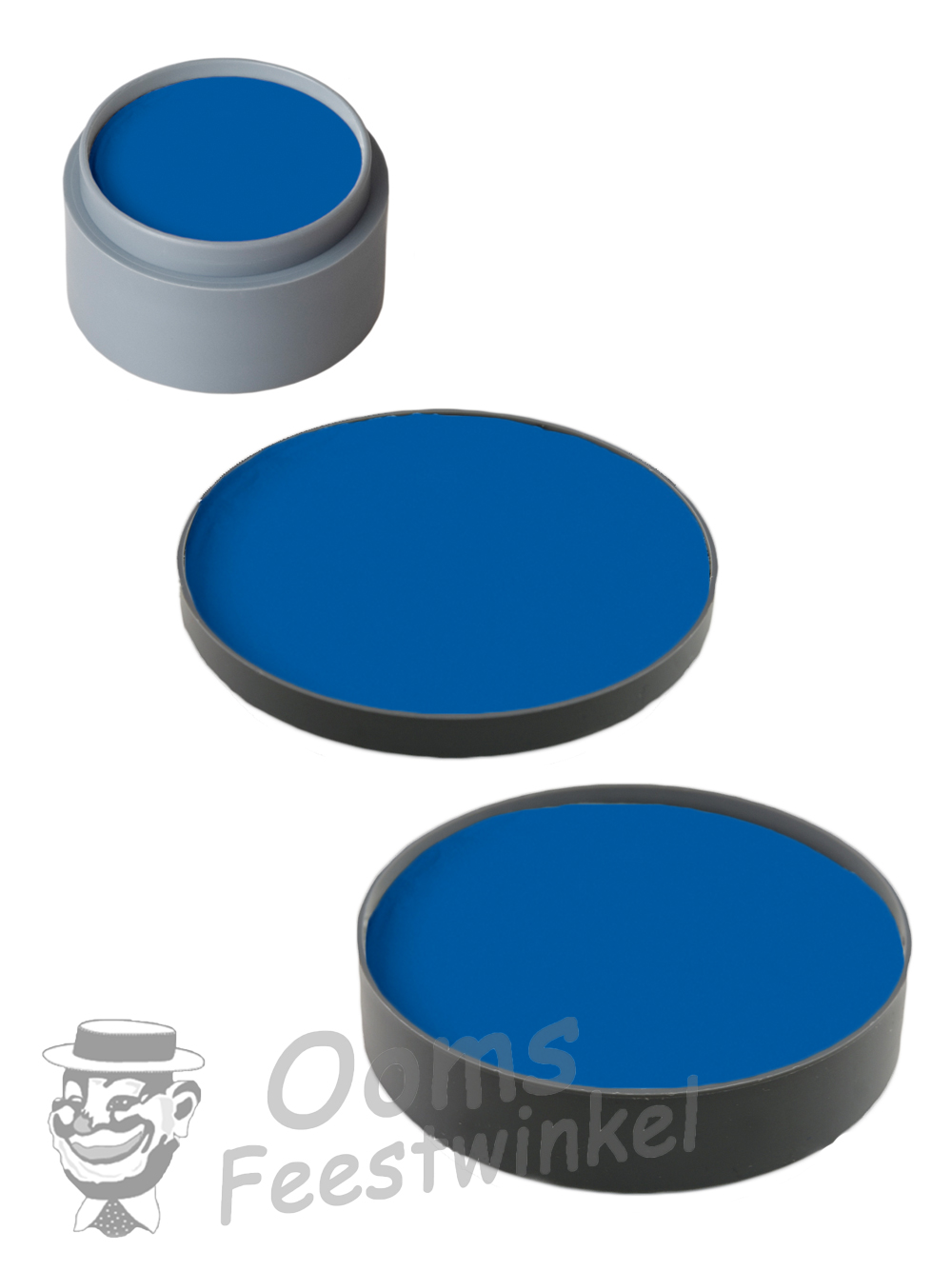 Grimas Water Make-up Blauw-304