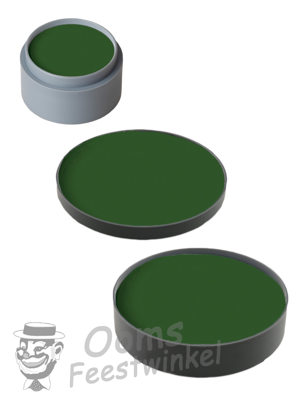 Grimas Water Make-up Groen-404