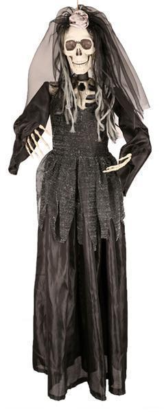 Halloween Decoratie Bruid 90cm