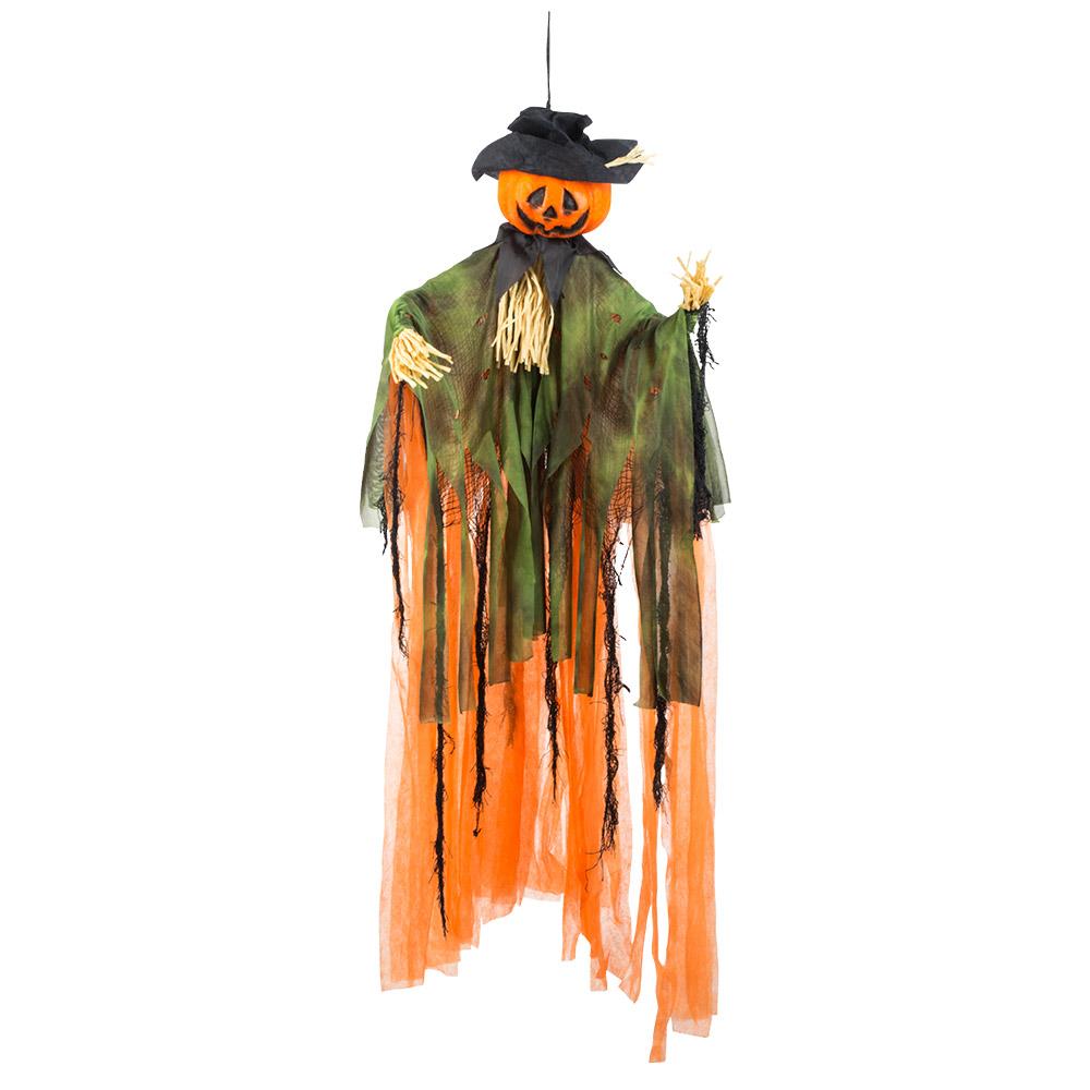 Halloween Decoratie Mr Pumpking 100cm