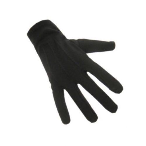 Handschoenen Kort Zwart Katoen/Polyester