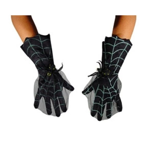 Handschoenen Spinnenweb+Spin