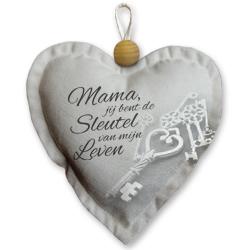 Heart Textile-Moeder/Sleutel