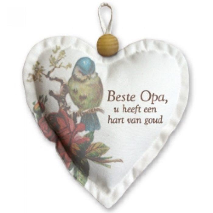 Heart Textile-Opa