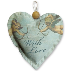 Heart Textile-With Love