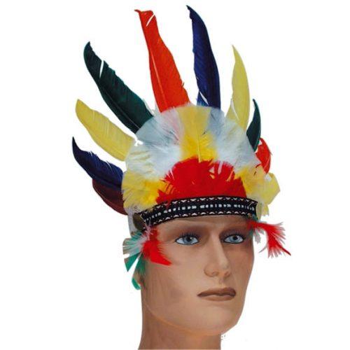 Indianen Tooi Kind/Volwassen
