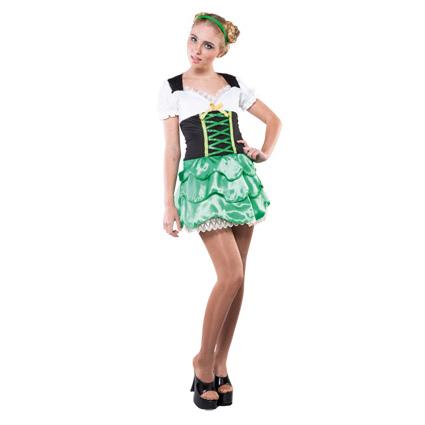 Jurkje St.Patrick's Day Dames One Size