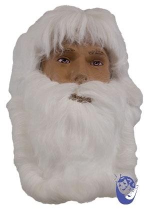 Kerstman Haarstel+Kinzak