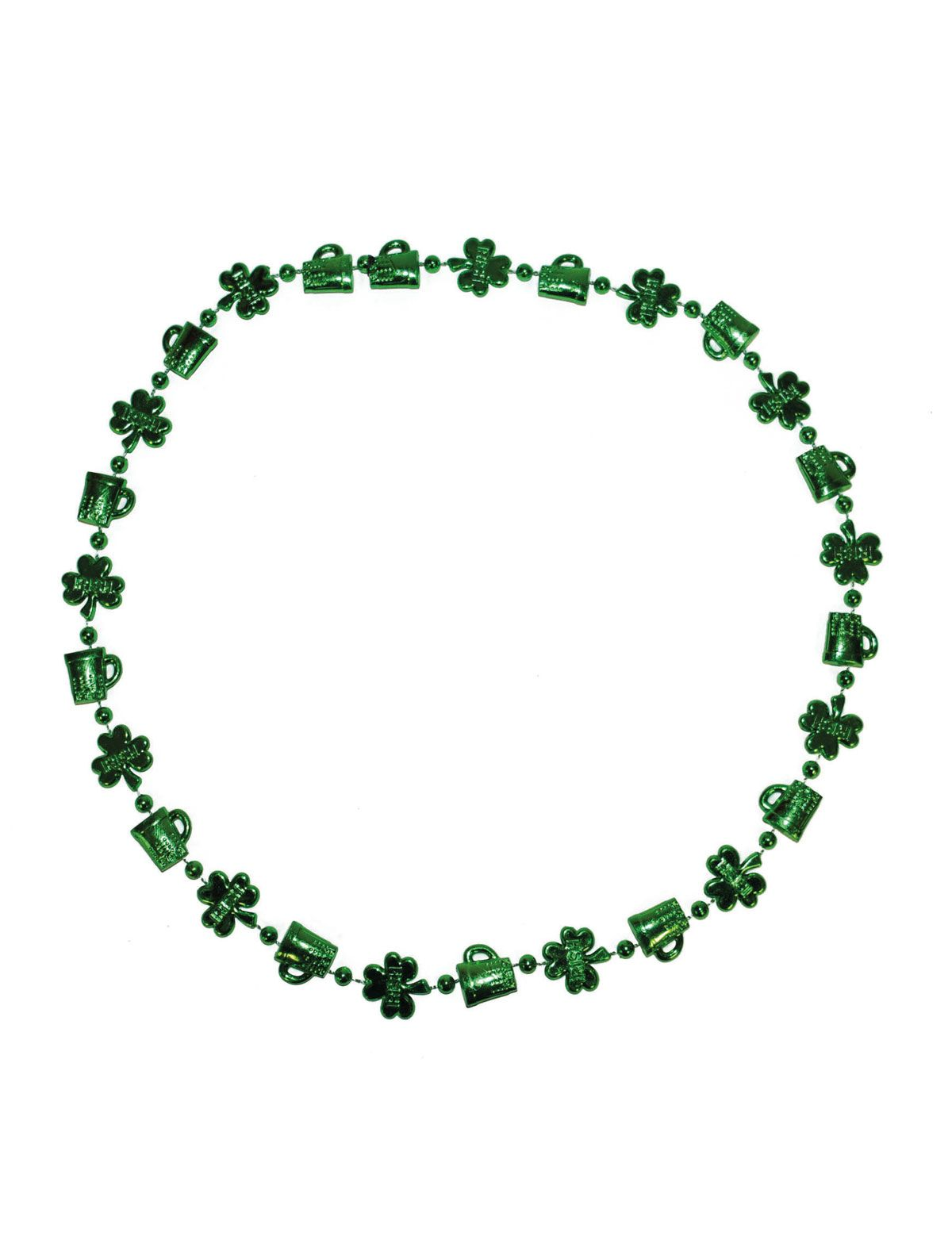 Ketting St. Patrick's Day Groen