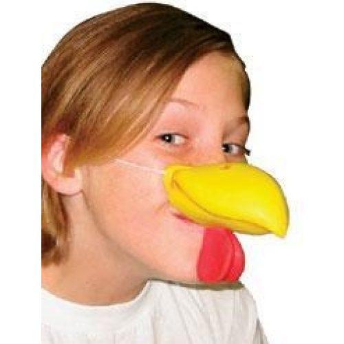 Kippen Neus Plastic