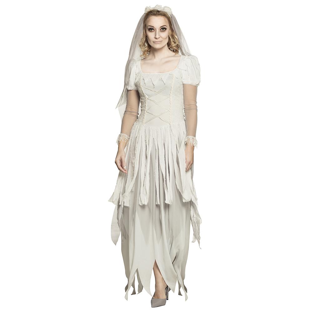 Kostuum Ghost Bride Dames