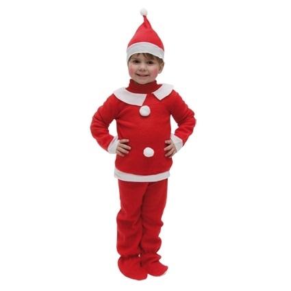 Kostuum Kerstbaby 2-4jaar