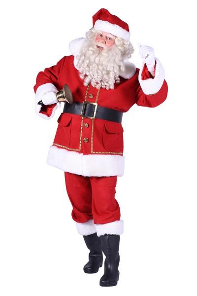 Kostuum Kerstman Natal Heren