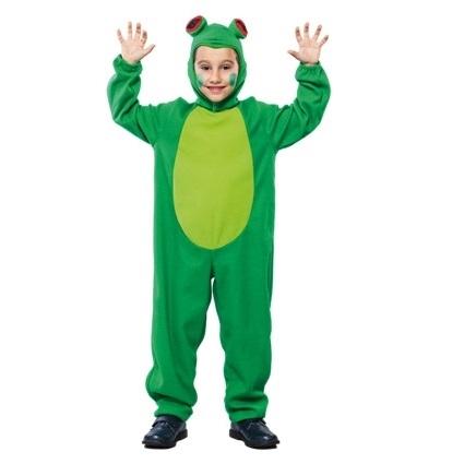 Kostuum Kikker Kind