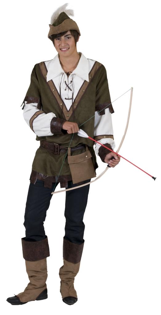 Kostuum Robin Hood Heren