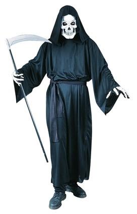 Kostuum Spook/De Dood met Masker Volwassen