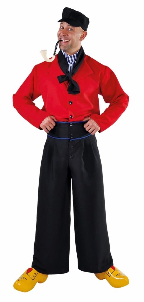Kostuum Volendammer Heren