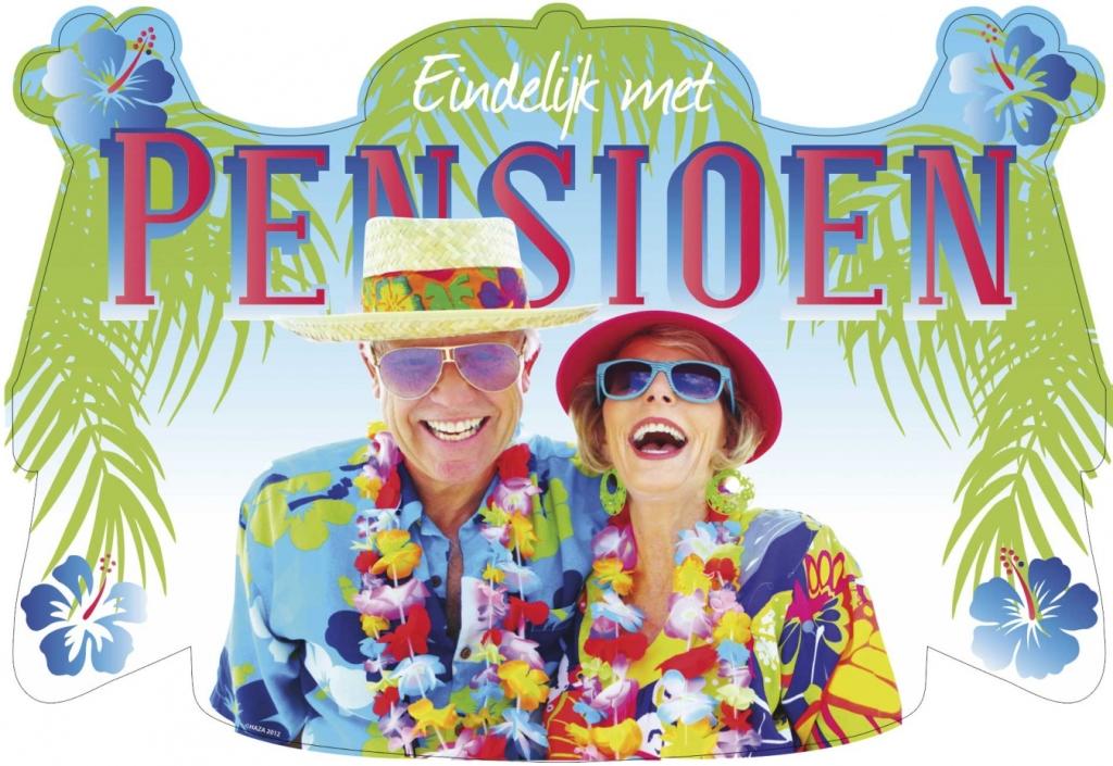 Kroonschild Klassiek Pensioen