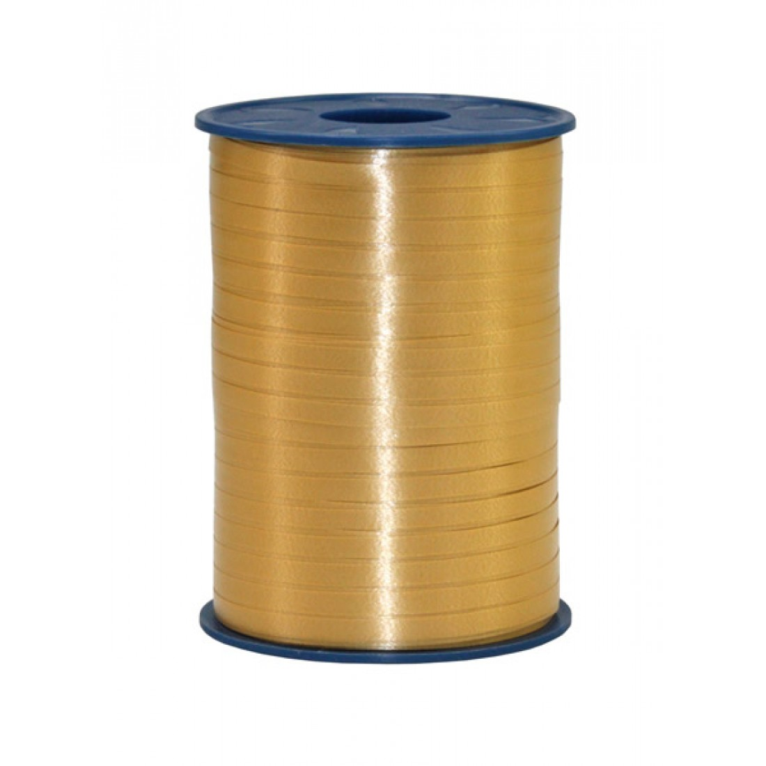 500m Krullint 5mm Goud