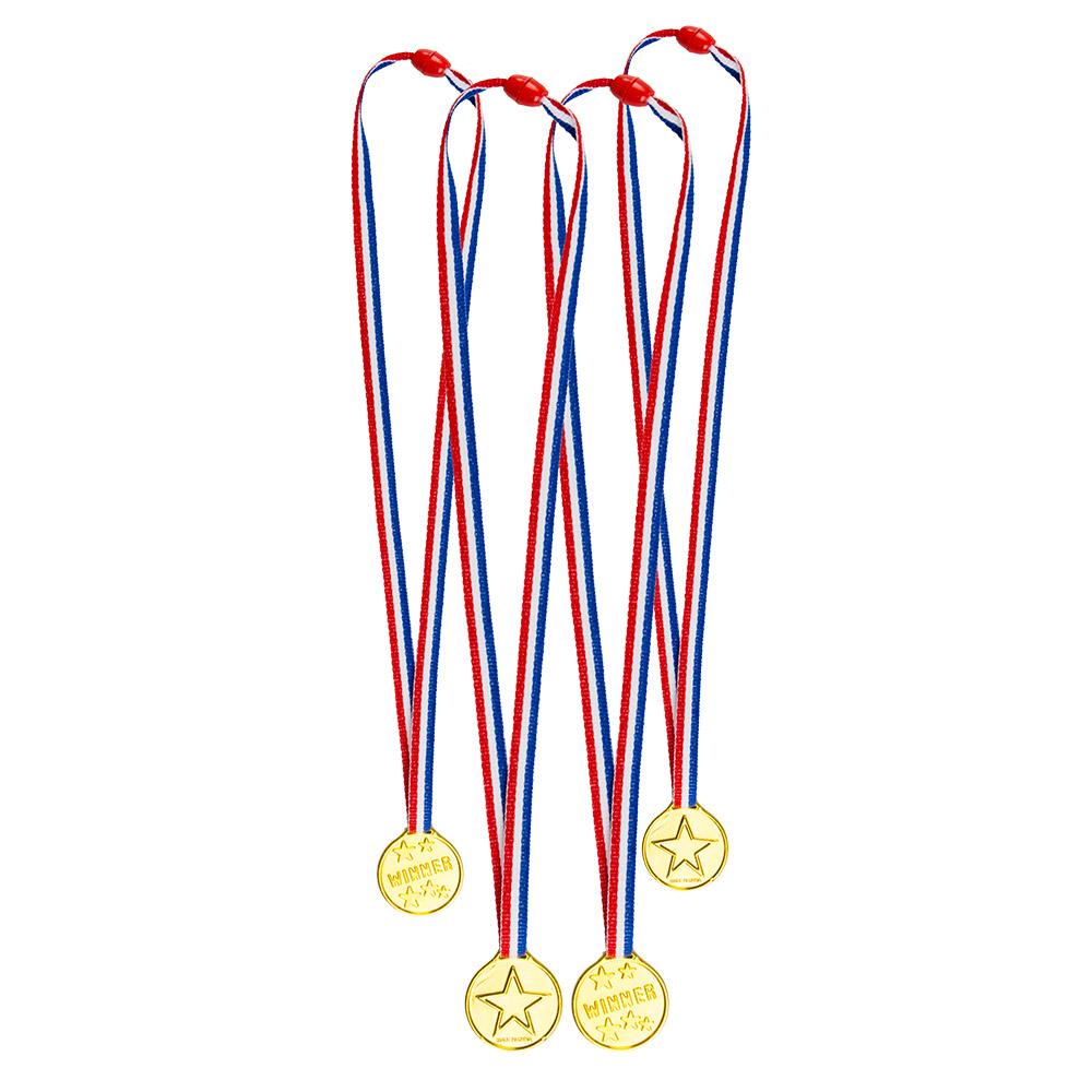 4st Medailles Goud Winner/Sterren