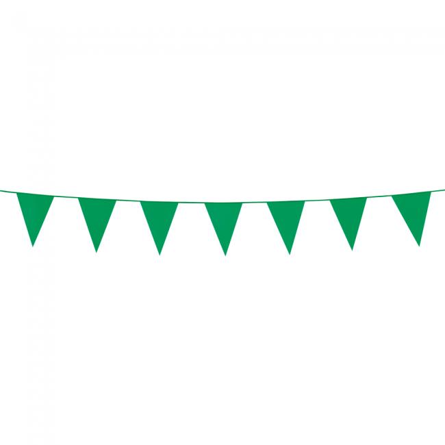 3m Mini Vlaggenlijn Uni Groen